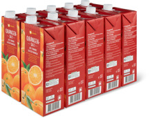 M-Classic Orangensaft, Fairtrade, 10er-Pack