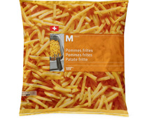 M-Classic-Pommes- und -Ofen-Frites in Sonderpackung