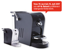 MARTELLO® CAFE Kapselmaschine Chic