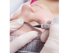 Microblading inkl. Nachbehandlung