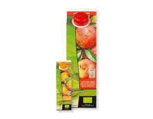 NATURE ACTIVE BIO Bio-Orangen/-Apfelsaft
