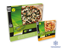 NATURE ACTIVE BIO Bio-Steinofenpizza