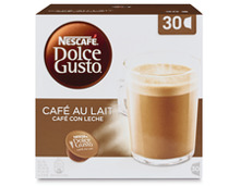 nescaf dolce gusto caf au lait 30 kapseln 40 rabatt coop ab. Black Bedroom Furniture Sets. Home Design Ideas