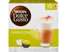 nescaf dolce gusto kaffeekapseln cappuccino 20 rabatt denner ab. Black Bedroom Furniture Sets. Home Design Ideas