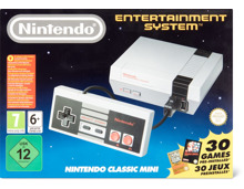 Nintendo Entertainment System Classic Mini