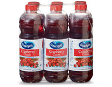 Ocean Spray Cranberry Classic, 6 x 1 Liter