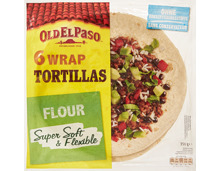 Old El Paso Whole Wheat Wrap Tortillas