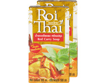 Roi Thai Soup Red Curry