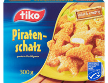 Tiko Piratenschatz Fischfiguren