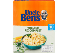 Uncle Ben's Vollreis