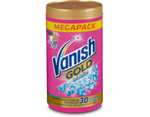 Vanish Oxi Action Gold Pulver Pink