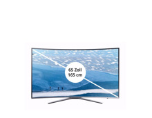 "WEEK OF WOW: SAMSUNG 65"" 4K UHD Curved Smart TV"
