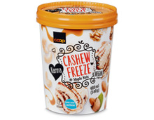 Z.B. Coop Karma Cashew Freeze Maple Nuts, 480 ml 4.75 statt 5.95