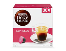 z b nescaf dolce gusto espresso 30 kapseln statt 30 rabatt coop ab. Black Bedroom Furniture Sets. Home Design Ideas