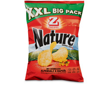 Zweifel Chips Nature, Big Pack XXL, 380 g