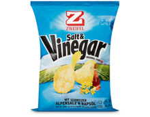 Zweifel Chips Original Salt & Vinegar, 3 x 175 g, Trio