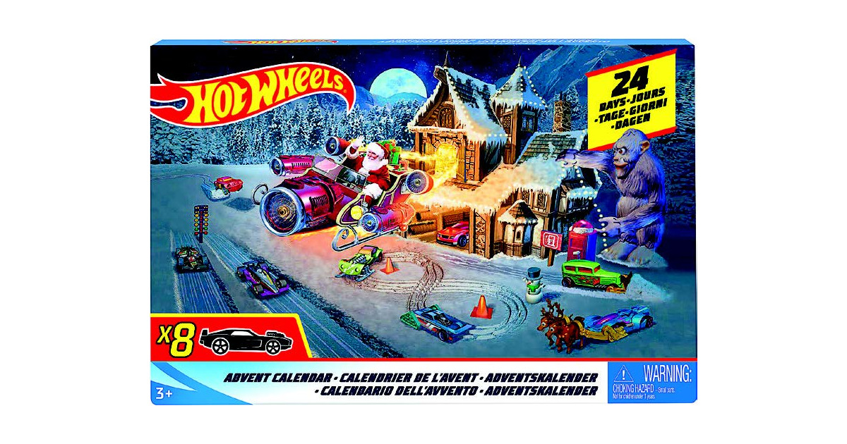 Adventskalender Ottos Ab 10102018