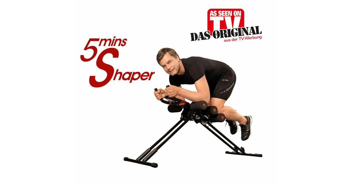 5 minutes shaper fitnessger t otto 39 s webshop ab. Black Bedroom Furniture Sets. Home Design Ideas