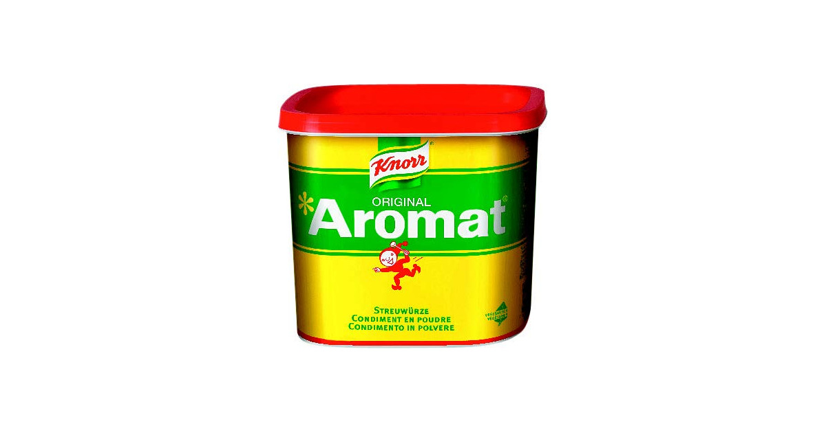 Knorr Aromat Ottos Ab 04072018