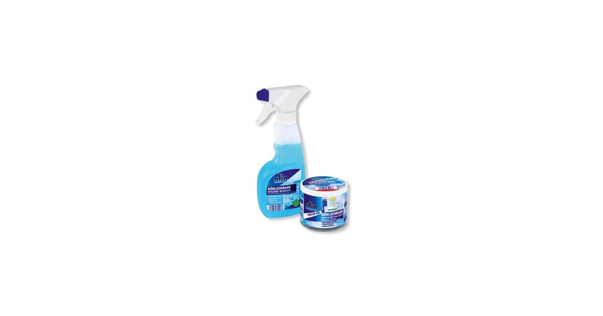 Kühlschrank Geruchsneutralisierer : Alio kühlschrank hygiene produkte aldi suisse ab
