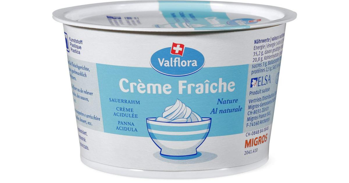 Schmand Creme Fraiche