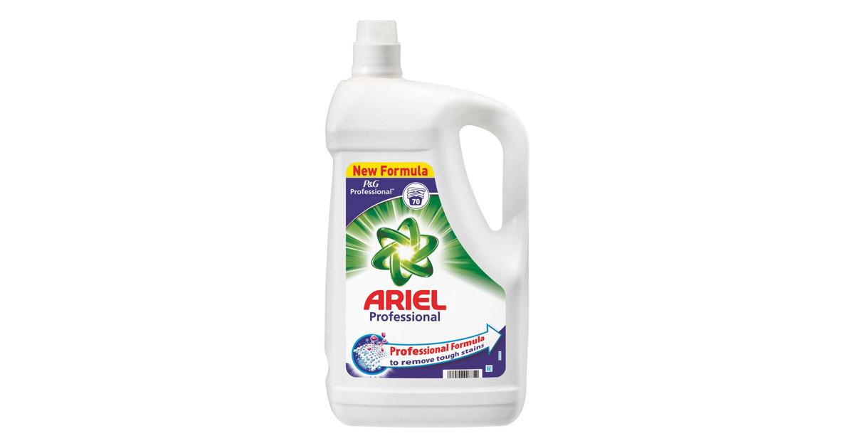 Ariel Professional Unterschied