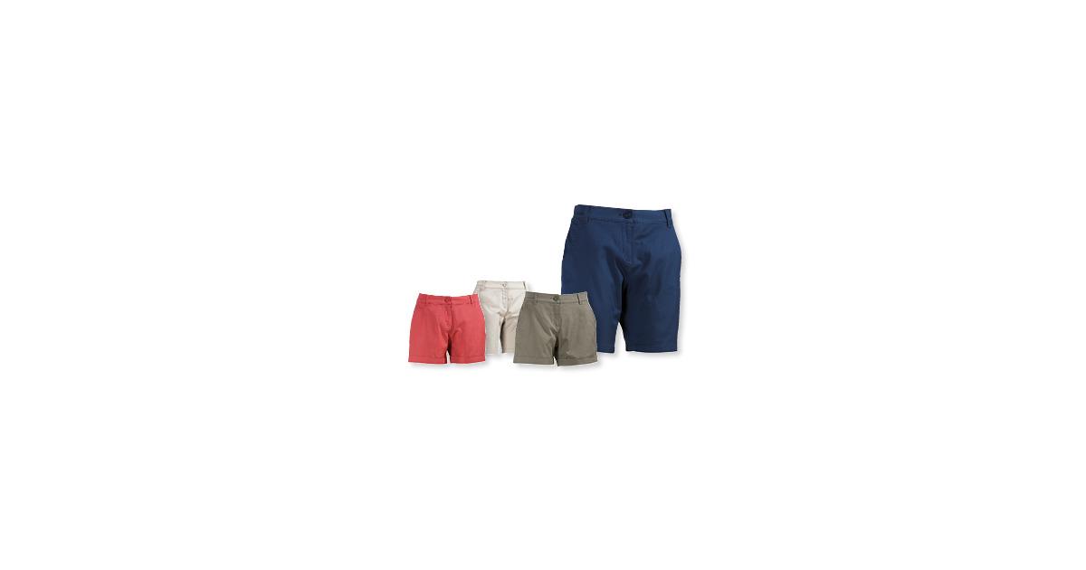 blue motion collection damen sommer shorts aldi suisse ab. Black Bedroom Furniture Sets. Home Design Ideas