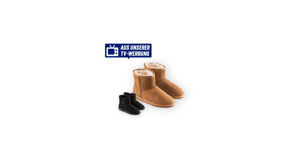 zum halben Preis c6732 b5c0c Aldi lammfell boots. Walkx Lammfellboots Aktion bei Aldi ...