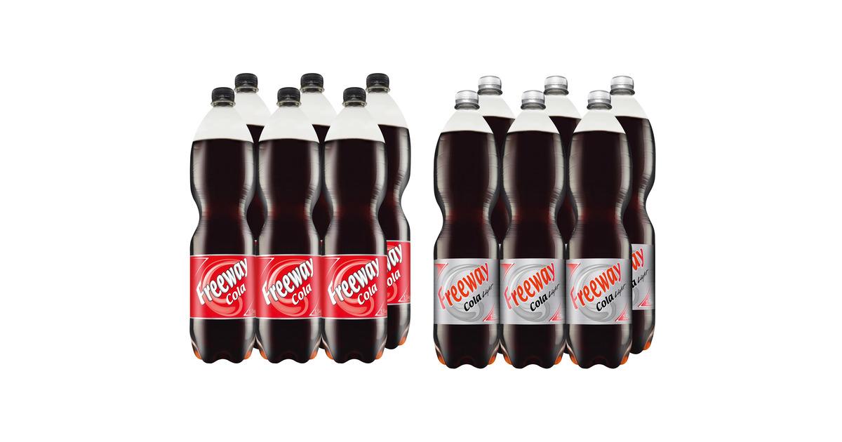 Cola zero lidl preis