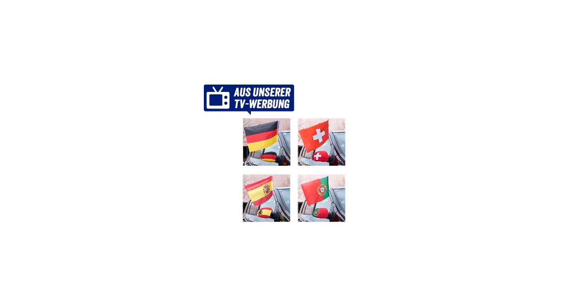 Crane wm autof hnchen autospiegel fahne aldi suisse for Spiegel und fahne