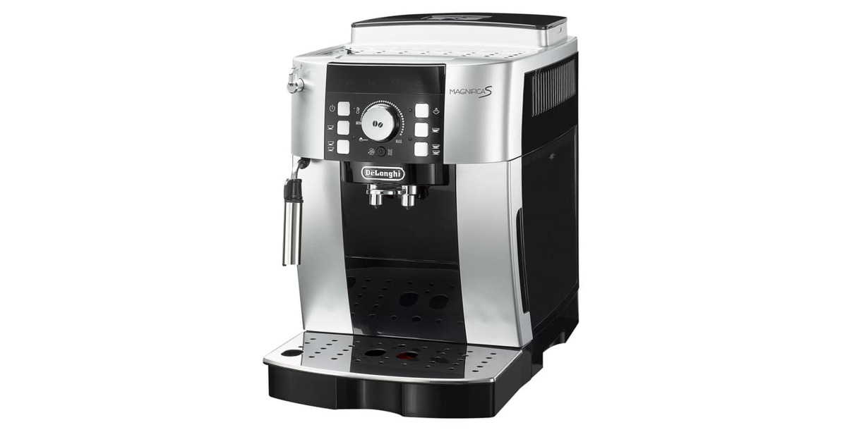 de longhi magnifica s ecam kaffeevollautomat 42 rabatt melectronics ab. Black Bedroom Furniture Sets. Home Design Ideas
