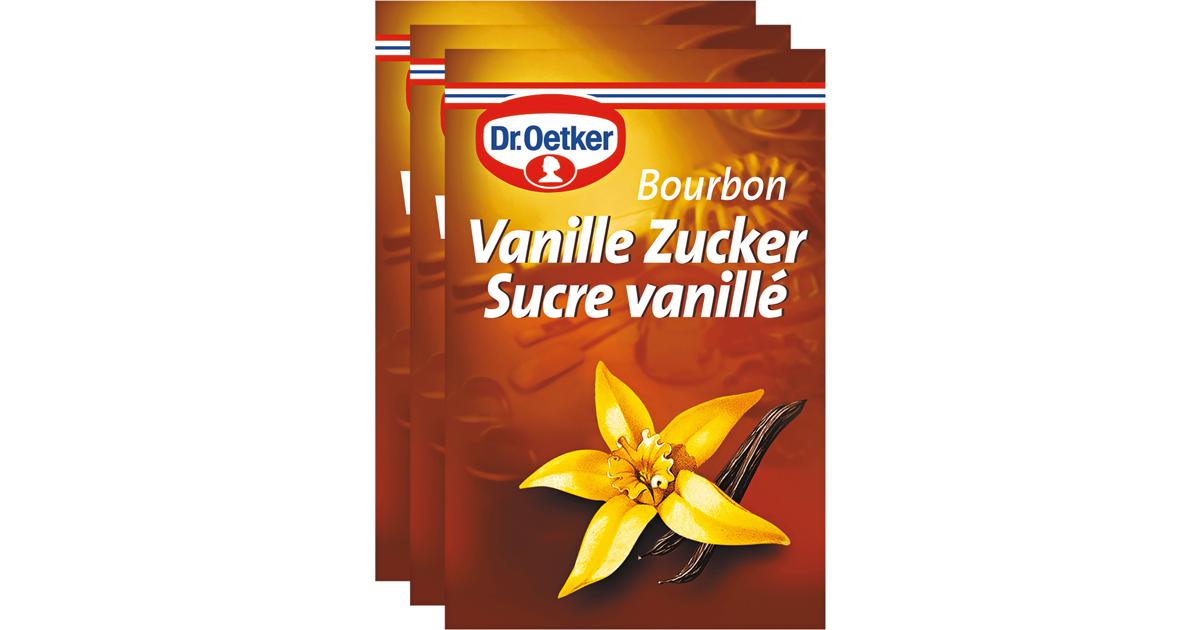 Dr Oetker Bourbon Vanillezucker