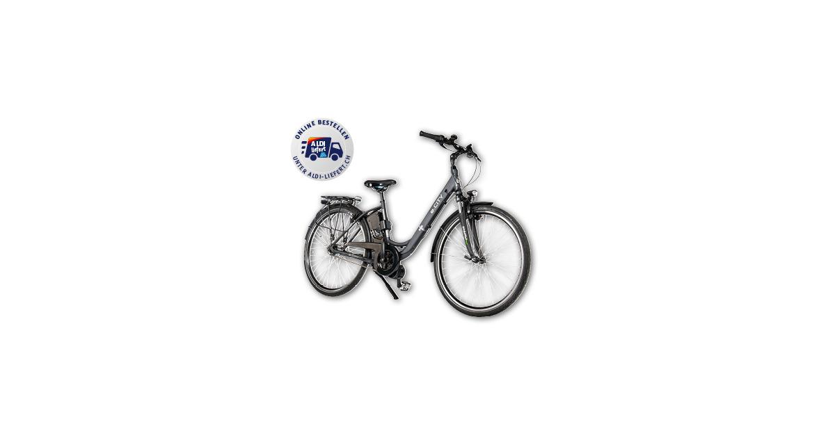 E Bike Mittelmotor Aldi