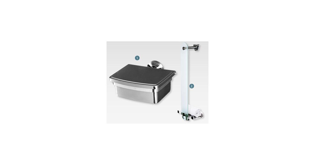 easy home bad accessoires aldi suisse ab. Black Bedroom Furniture Sets. Home Design Ideas