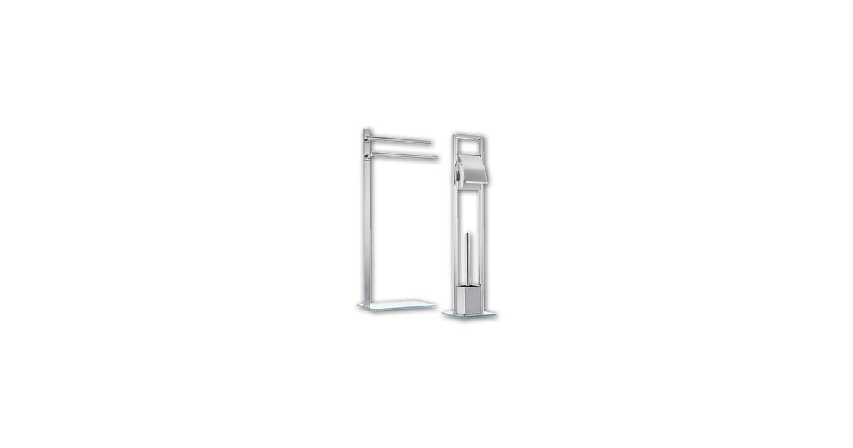EASY HOME Handtuchhalter WC Garnitur ALDI Suisse ab