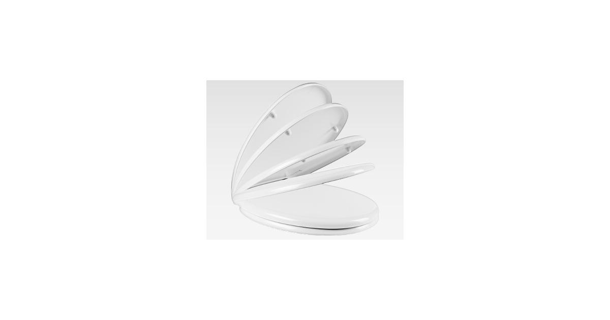 easy home wc sitz mit absenk automatik aldi suisse ab. Black Bedroom Furniture Sets. Home Design Ideas