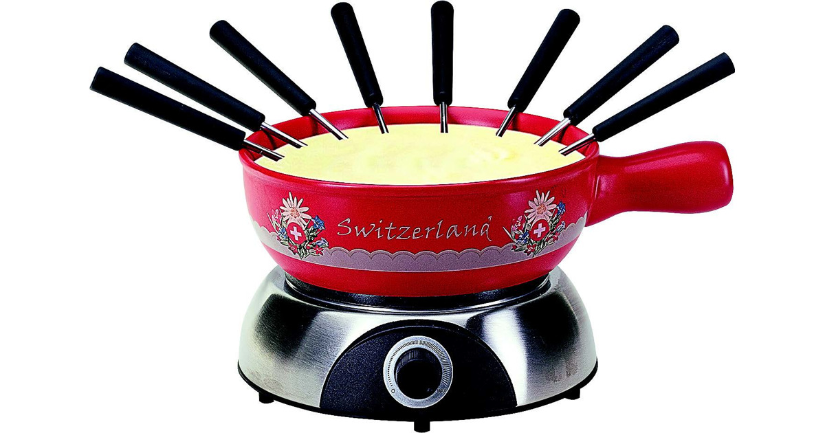 elektro k sefondue set switzerland otto 39 s ab. Black Bedroom Furniture Sets. Home Design Ideas