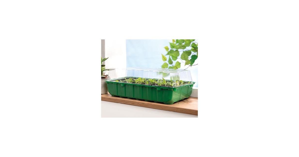 gardenline anzuchtkasten set 4 teilig aldi suisse ab. Black Bedroom Furniture Sets. Home Design Ideas