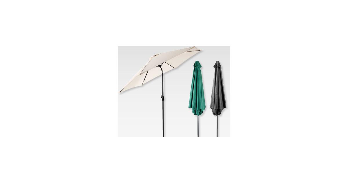 gardenline sonnenschirm 3 m aldi suisse ab. Black Bedroom Furniture Sets. Home Design Ideas