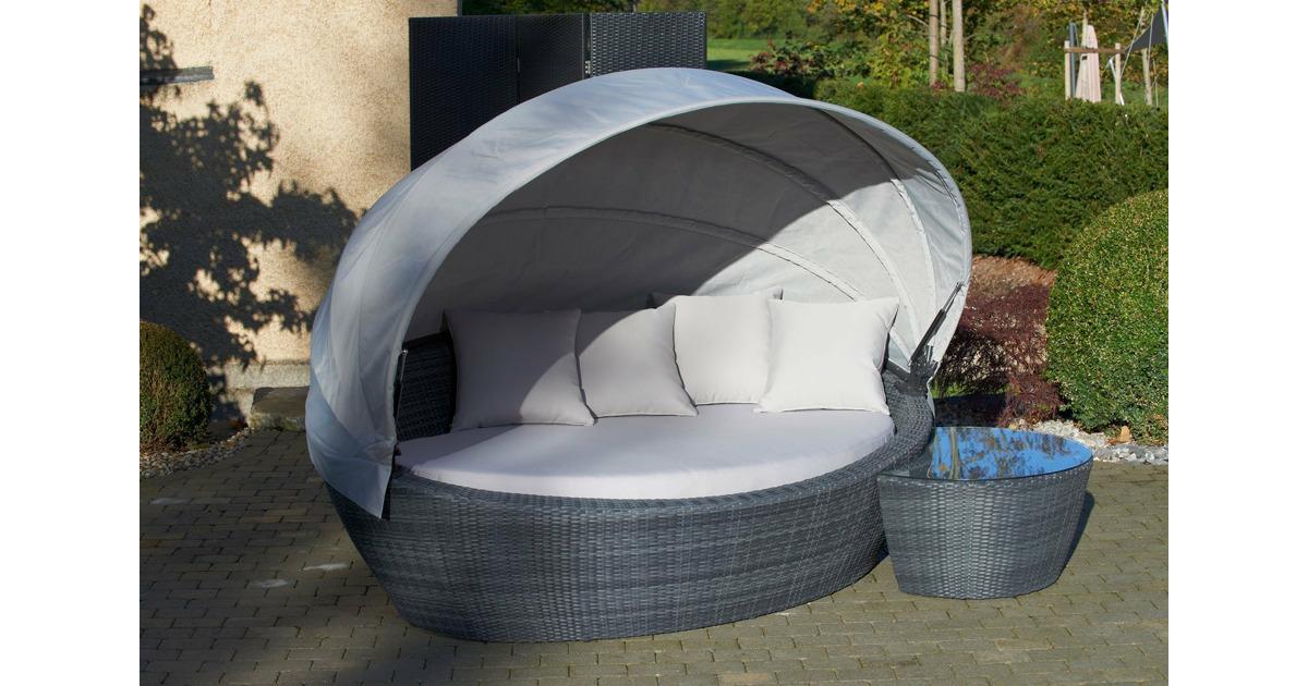 gartenlounge ascona mit klappbarem dach otto 39 s webshop ab. Black Bedroom Furniture Sets. Home Design Ideas
