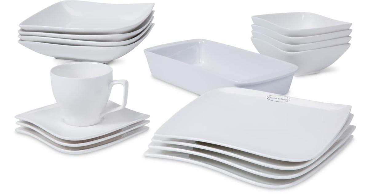 Gesamtes Cucina Tavola Geschirr Sortiment Aus Porzellan Und Glas 50 Rabatt Migros Ab 27 03 2018 Aktionis Ch