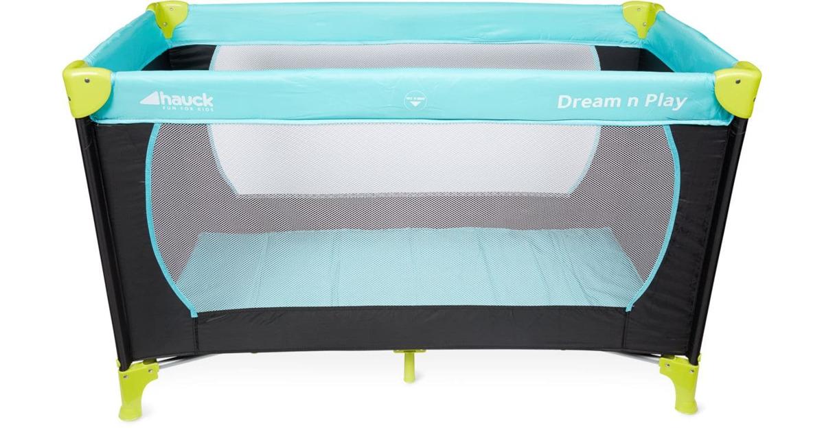 hauck reisebett dream n play 40 rabatt migros ab. Black Bedroom Furniture Sets. Home Design Ideas
