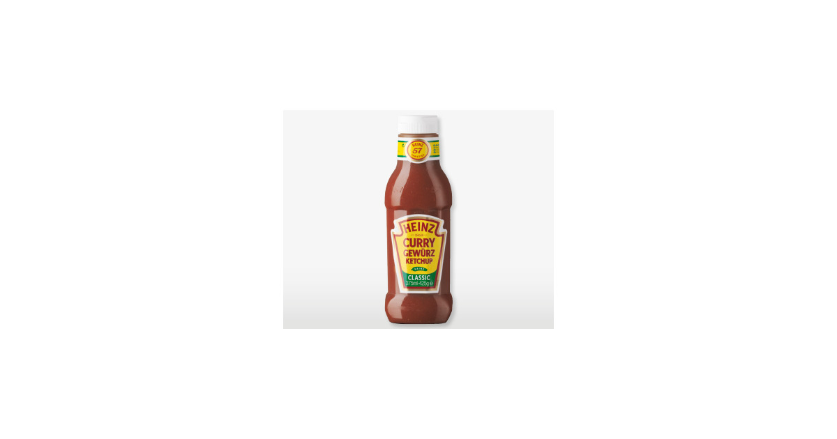 Heinz Curry GewГјrz Ketchup Chili