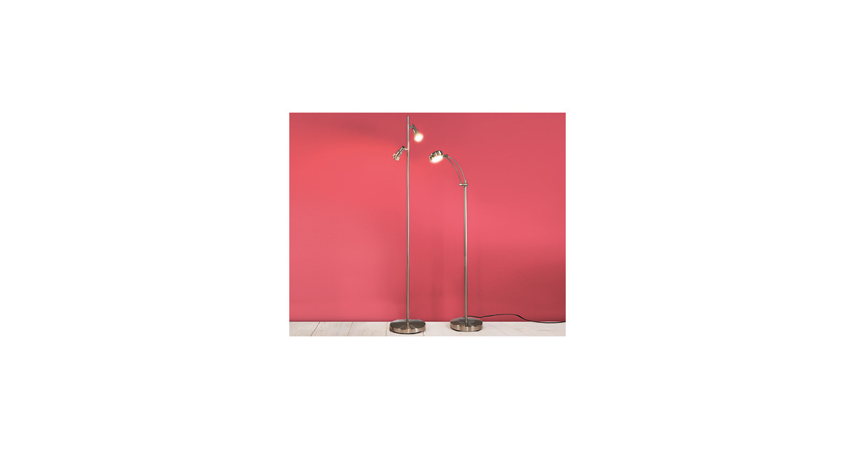 horstmann led stehlampe aldi suisse ab. Black Bedroom Furniture Sets. Home Design Ideas