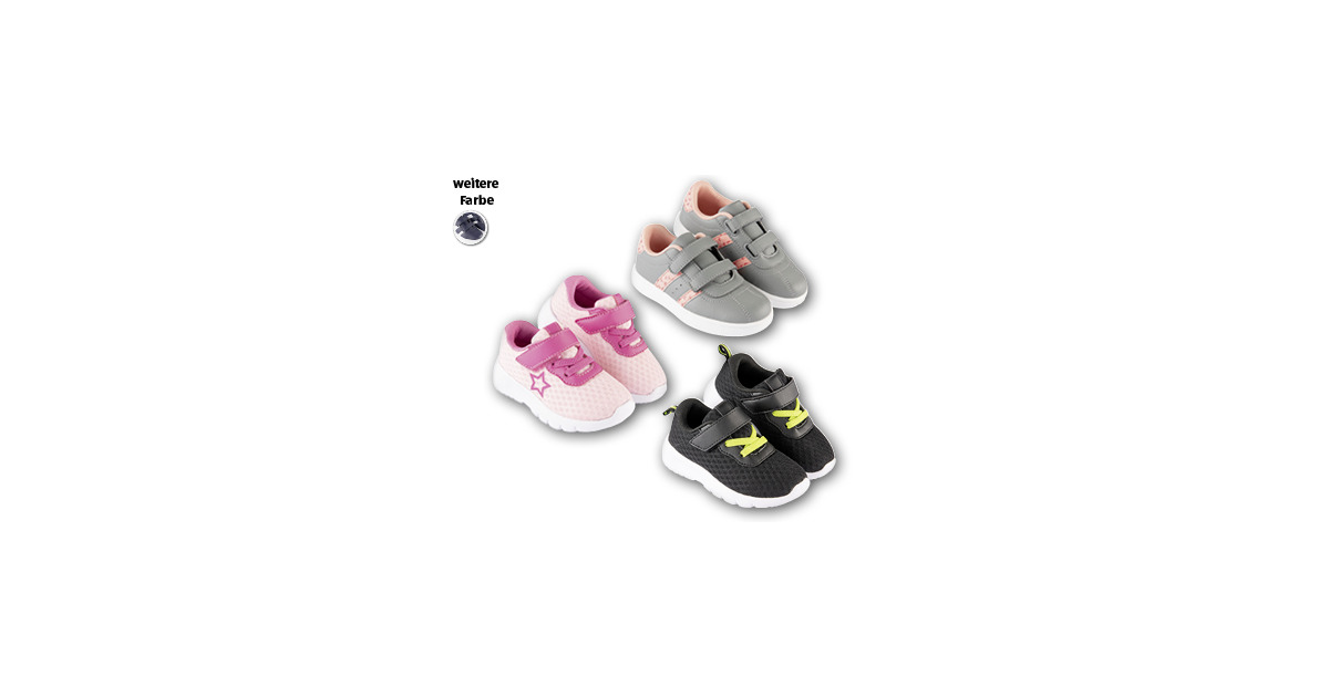 impidimpi baby sneaker aldi suisse ab. Black Bedroom Furniture Sets. Home Design Ideas