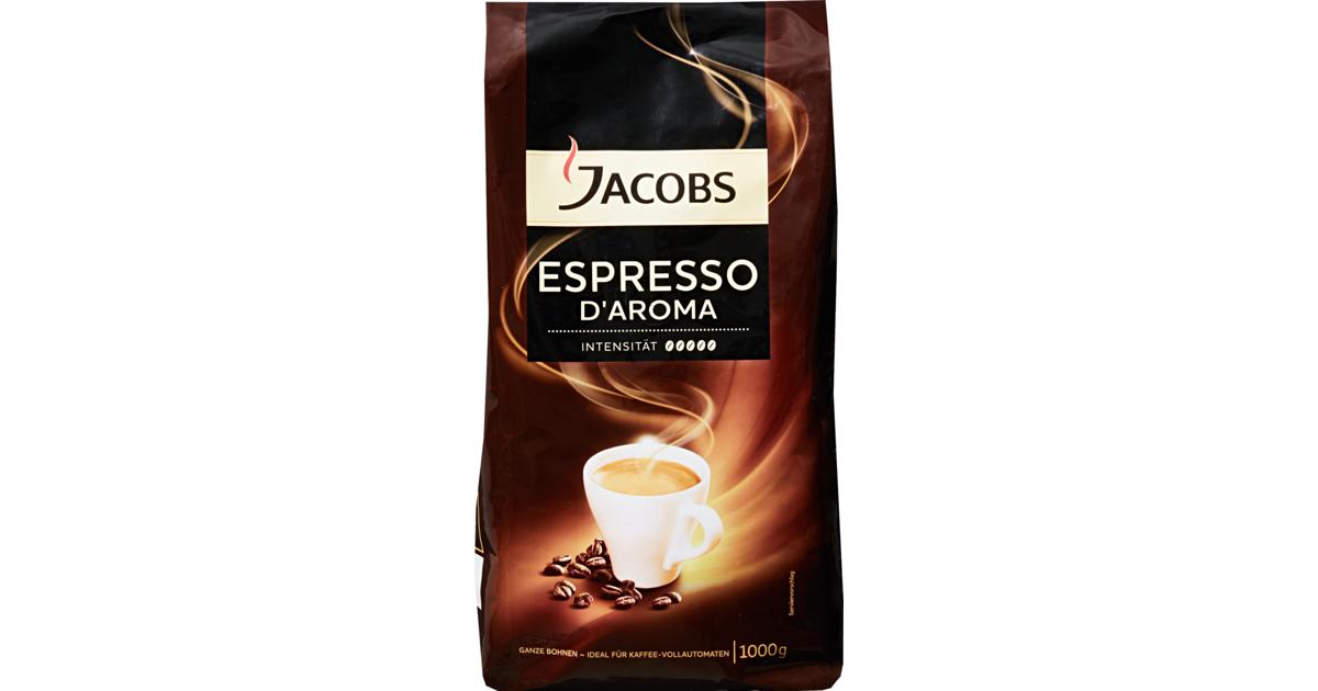 jacobs d 39 aroma kaffee espresso 26 rabatt denner ab. Black Bedroom Furniture Sets. Home Design Ideas