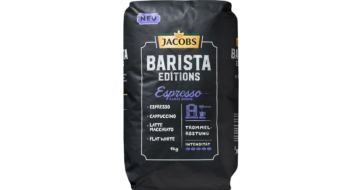 jacobs kaffee barista editions espresso denner ab 15. Black Bedroom Furniture Sets. Home Design Ideas