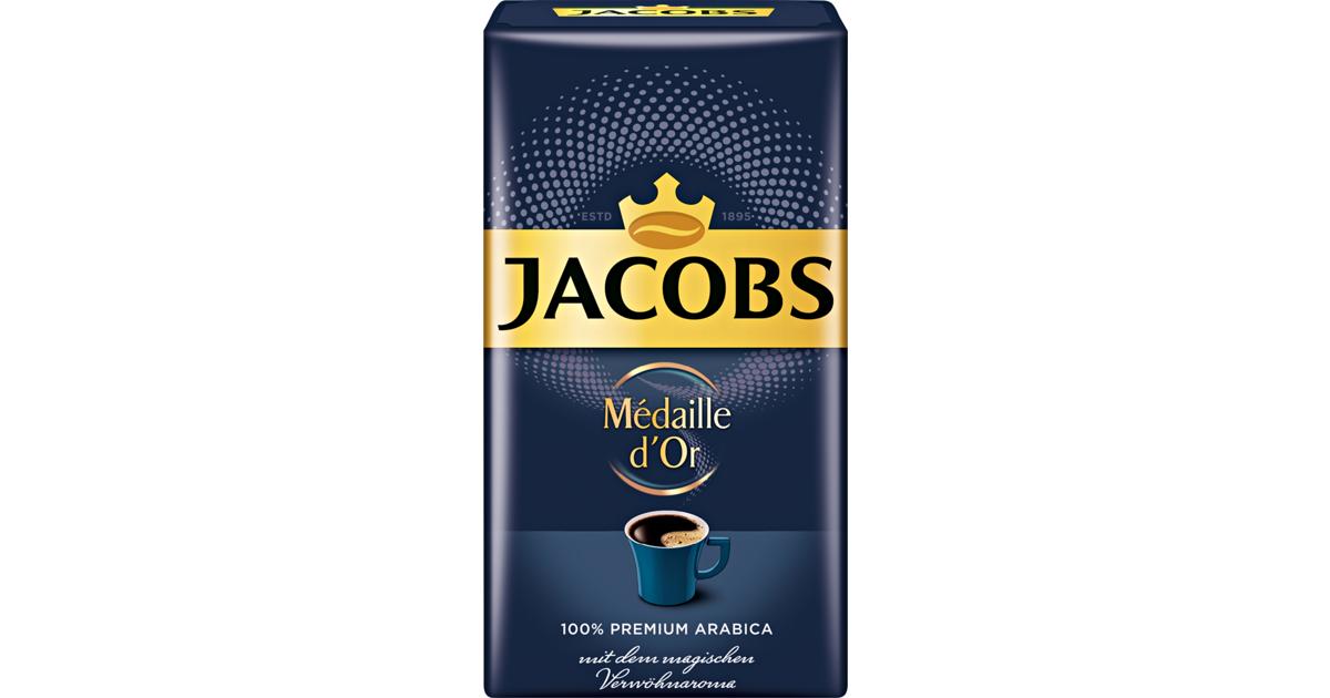 jacobs kaffee m daille d 39 or 30 rabatt denner ab 30. Black Bedroom Furniture Sets. Home Design Ideas