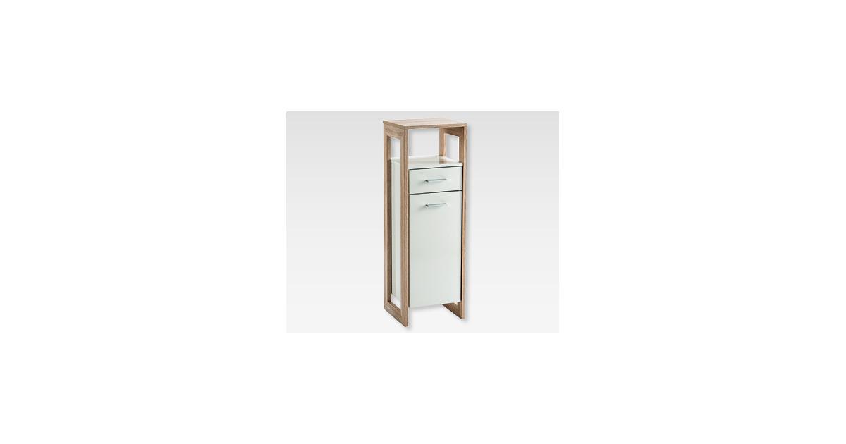 living style badezimmer seitenschrank lazio aldi suisse ab. Black Bedroom Furniture Sets. Home Design Ideas