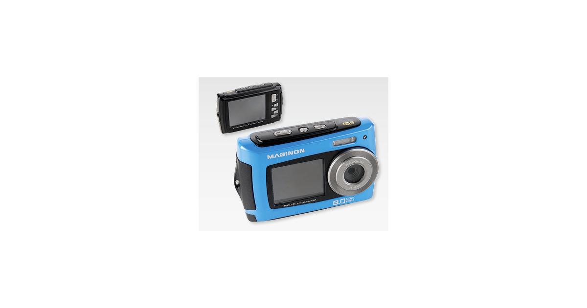 maginon digitalkamera mit dual display aldi suisse ab. Black Bedroom Furniture Sets. Home Design Ideas